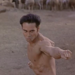 Mark Dacascos freestyling in Kickboxer 5 -The Redemption