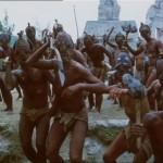 Restless natives!