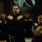 The sinister & satanic order of monks...