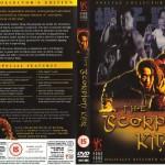 Scorpion King DVD sleeve