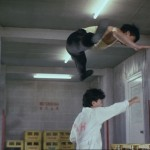 Andy Lau getting some hangtime!