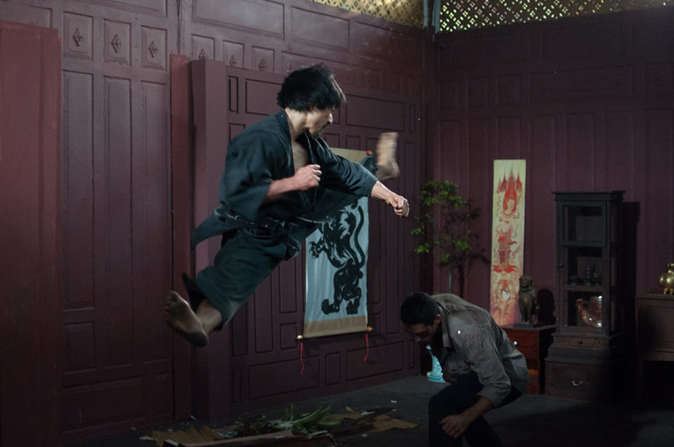 Crouching Tiger, Flying Dragon!