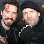 Scott Adkins and Jason Statham