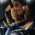 Dolph is also an accomplished drummer!