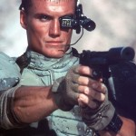 Dolph plays Andrew Scott in the box office hit, Universal Soldier