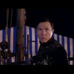 Donnie as Wu Chow in Shanghai Knights