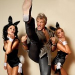 Even in his fifties, Dolph's still got the moves!
