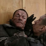 Lundgren has faced JCVD several times over the years!