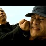 Wong Shun-leung has a meeting with Ip Man's fist in Ip Man 2