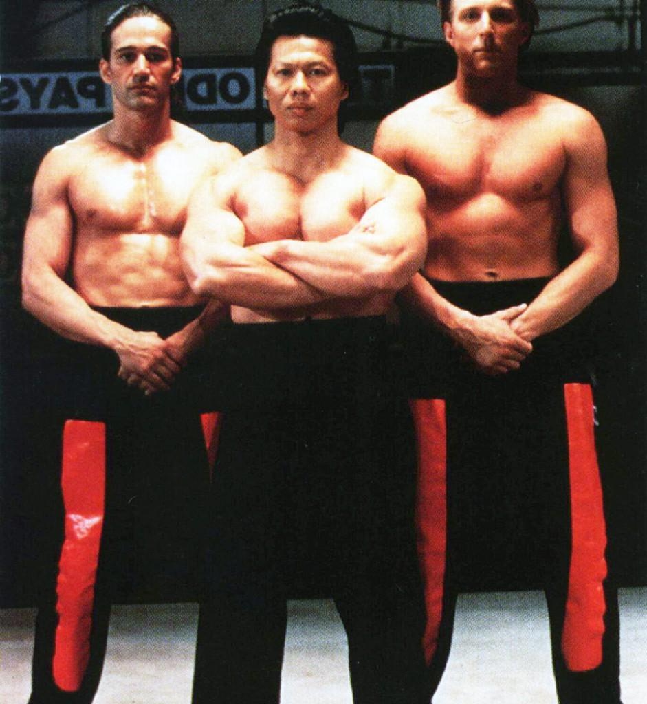 bolo yeung training