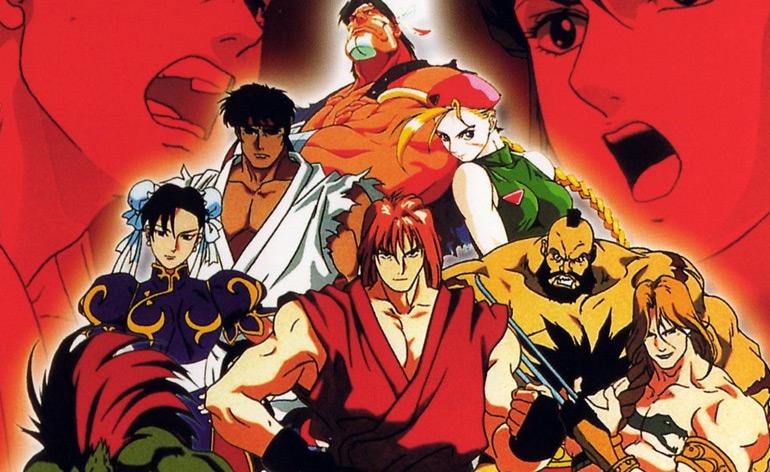 Street Fighter II The Animated Movie featured image - Dövüş Sanatları İçeren Anime Önerileri - Figurex Anime Önerileri