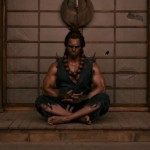You never want to see Akuma waiting on your doorstep!