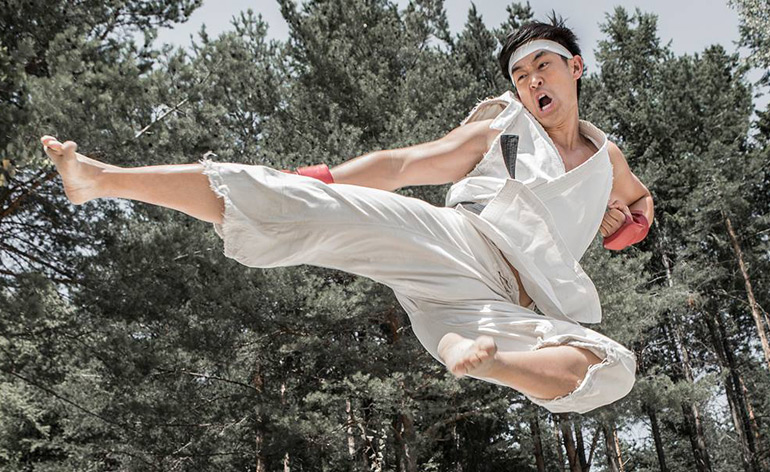 Interview with Mike Moh