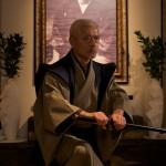 Togo Igawa plays the respected Sensei Takeda