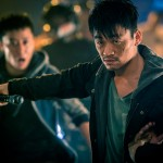 You wouldn't want to meet Fung in a dark alley!