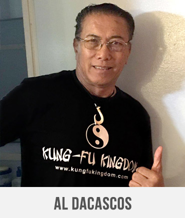 Al Dacascos - KFK Friends