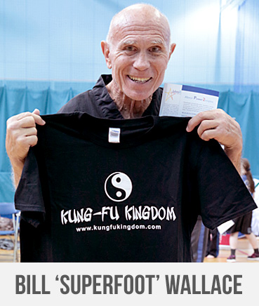 Bill 'Superfoot' Wallace