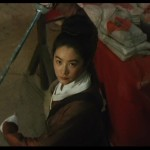 Brigitte Lin stars as Yau Mo-yan