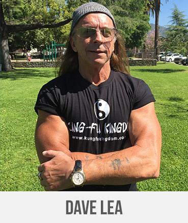 Dave Lea - Kung-Fu Kingdom