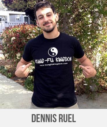 Dennis Ruel - Kung-Fu Kingdom