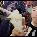 Donnie Yen doesn't even need to leave his seat for this fight!