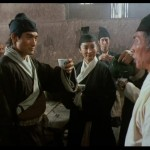 Tension builds as the different factions congregate at the inn