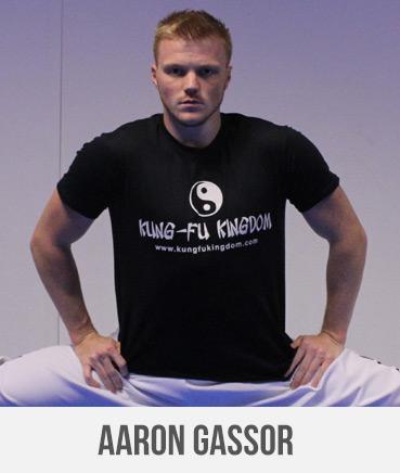 Aaron-Gassor-Ginger-Ninja