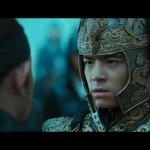 Emperor Xian is under the control of Cao Cao