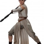 Daisy Ridley is impressive in the combat sequences