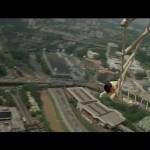 Jackie Chan ups the ante with his death defying stunts