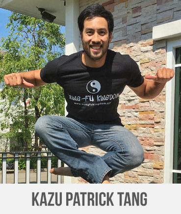 Kazu Patrick Tang