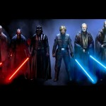 Star Wars Lightsaber duels