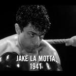 Jake La Motta 1941