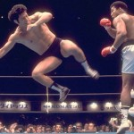 Early MMA match! Antonio Inoki vs Muhammad Ali