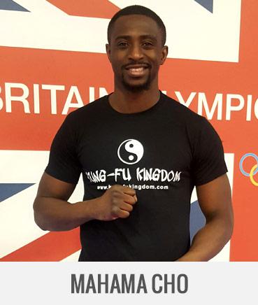 Mahama Cho - Kung-Fu Kingdom