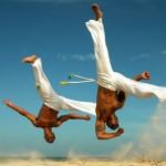 Air Capoeira!
