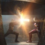 Captain America and Iron Man stand their ground
