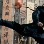 Donnie Yen in action