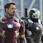 Iron Man and War Machine always stick together