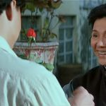 Kuo buys a lucky rose