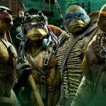 Teenage Mutant Ninja Turtles: Out of the Shadows - Kung Fu Kingdom