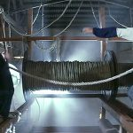 The inventive finale takes place in a rope factory