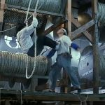 The rope factory setting is fully utilised