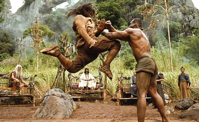 Ong Bak 2 The Beginning - Kung Fu Kingdom