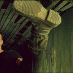 Keanu kicks!