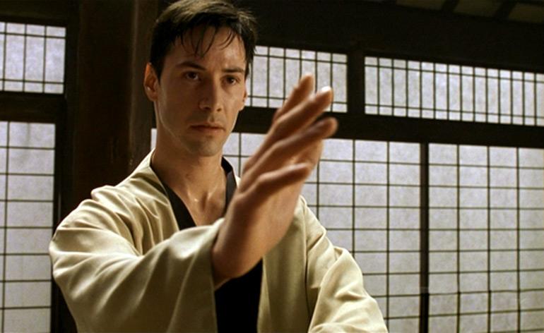 The Matrix - Kung-Fu Kingdom