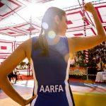 Aarfa is a wrestling heroine!