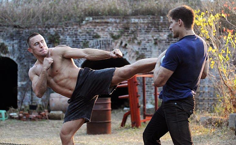 Kickboxer Vengeance - Kung Fu Kingdom