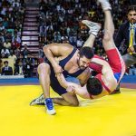 Sultan takes it to the mat