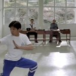 The Nanquan Wushu form